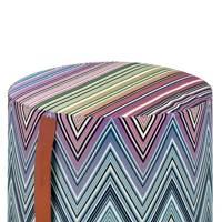 Kew pouf by Missoni