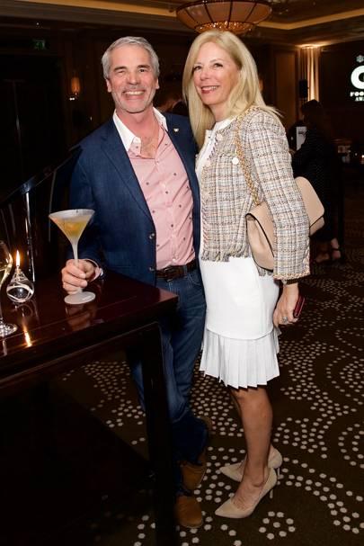 Jeremy and Jane Roberts