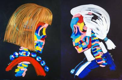 Anna and Karl, Bradley Theodore 2017