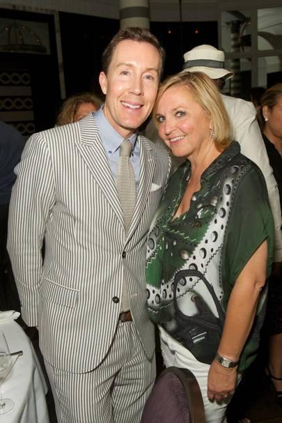 Eric Jennings and Jane Boardman