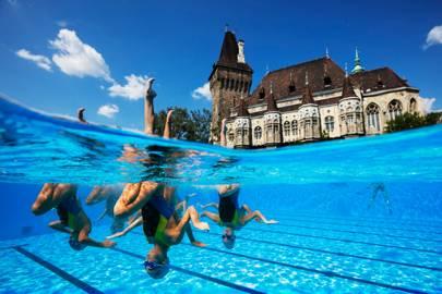 Budapest 2017 FINA World Championships (day 3)
