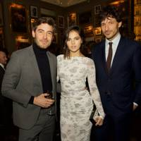 Robert Konjic, Doina Ciobanu and Andres Velencoso