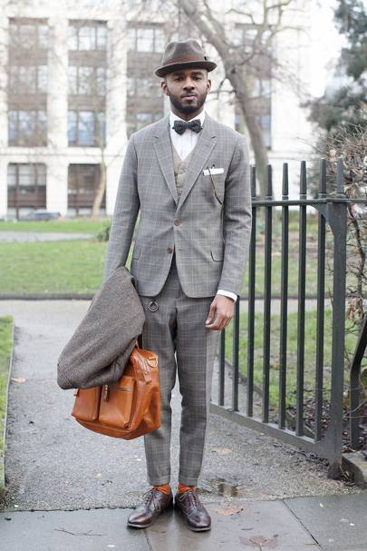 Martell Campbell, stylist