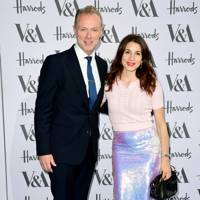 Gary Kemp and Lauren Barber