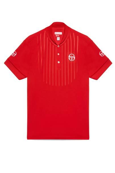 3. Sergio Tacchini polo shirt