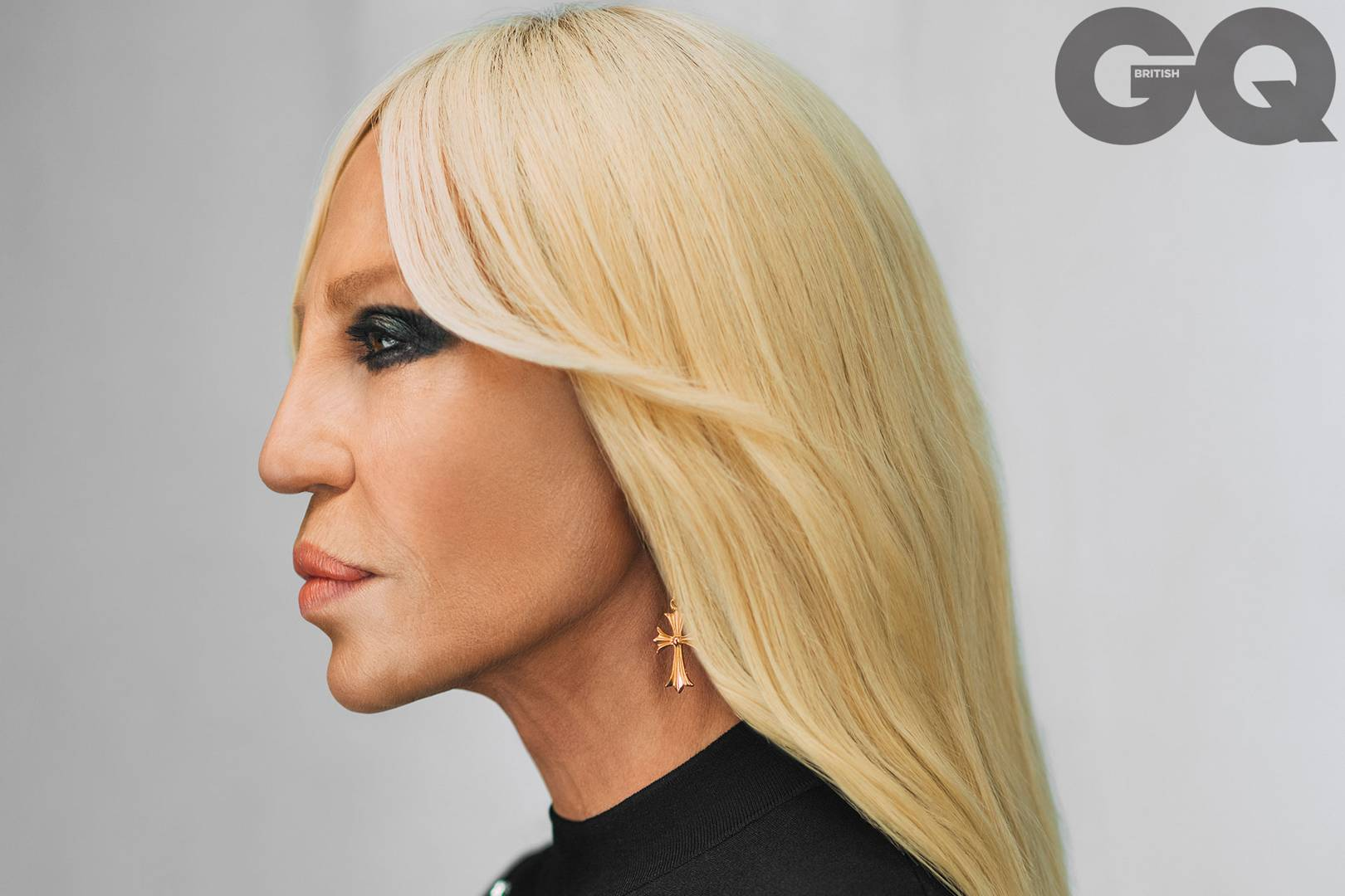 0000ced8cf8 Donatella Versace interview   I want the company to stay forever ...