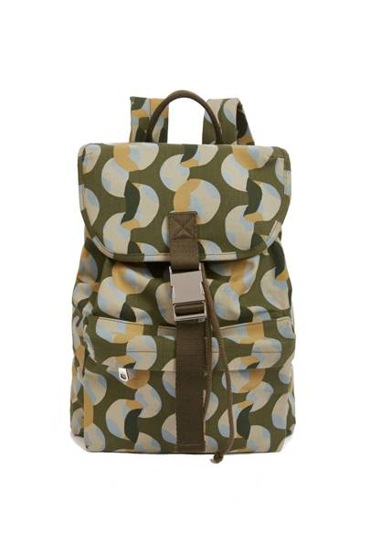 A.P.C Camouflage rucksack