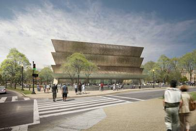 6. Smithsonian Museum Of African American History & Culture, Washington DC