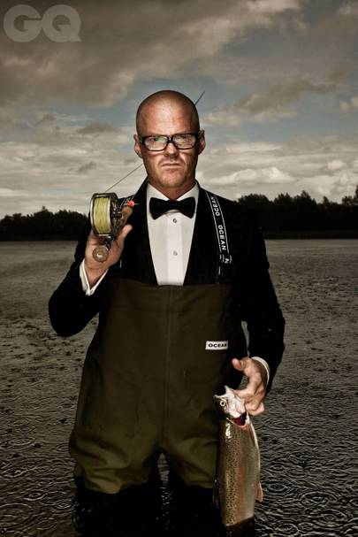 Heston Blumenthal, 2011