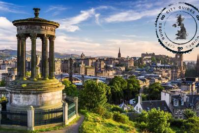 Where To Stay Eat Drink And In Edinburgh