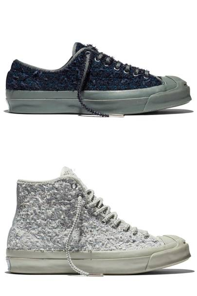 Converse x Bunney Jack Purcell trainers