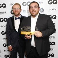 Comedians of the Year: Simon Pegg and Nick Frost