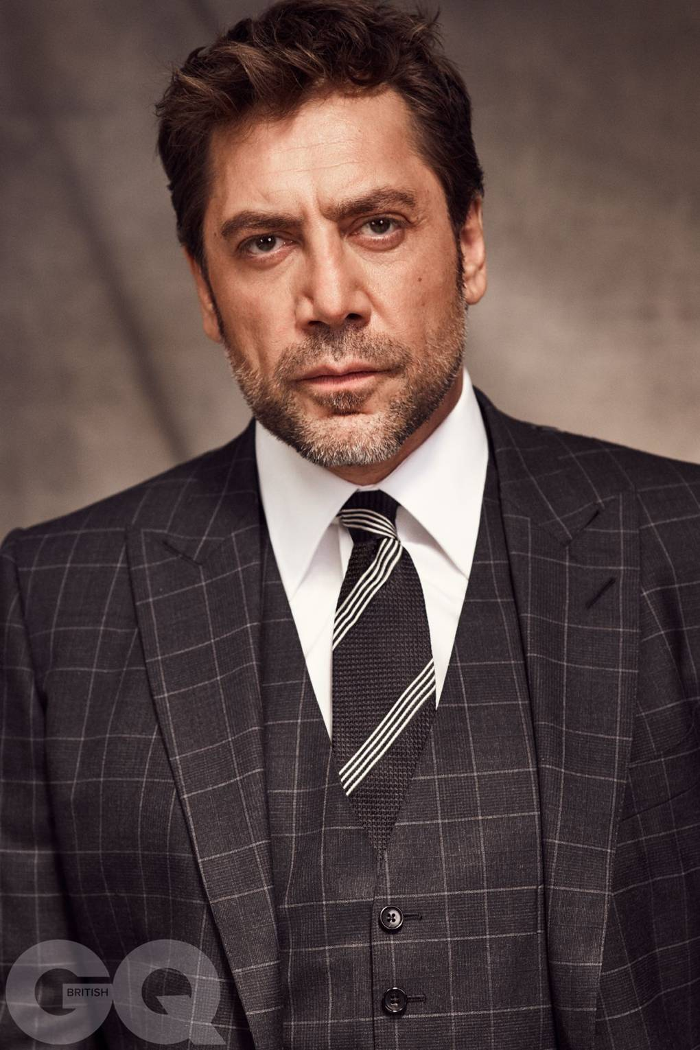 Javier Bardem I Cant Stand Violence British Gq