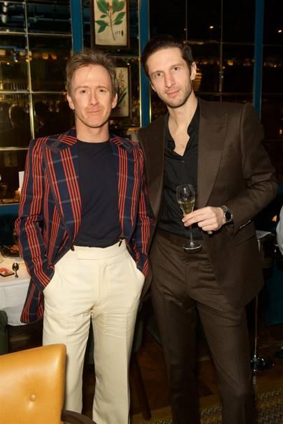 Tom Stubbs and Jonathan Heaf