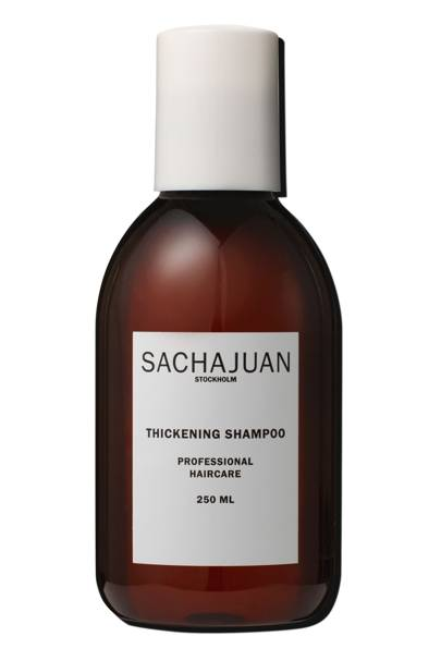 Best New Shampoo: Thickening Shampoo by Sachajuan
