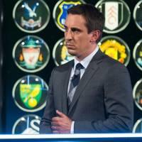 Sport: Gary Neville