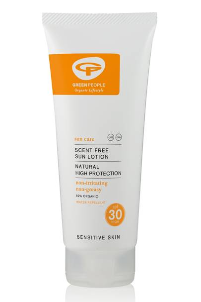 Scent Free Sun Lotion by Green People