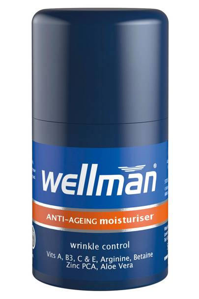 Anti-ageing Moisturiser by Wellman