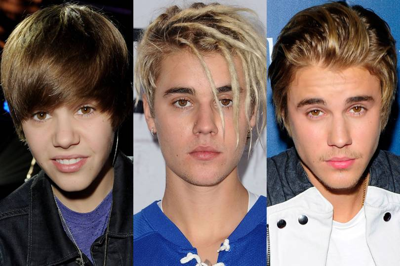 Foyer Colors Justin Bieber : Justin bieber hair see his grooming evolution british gq