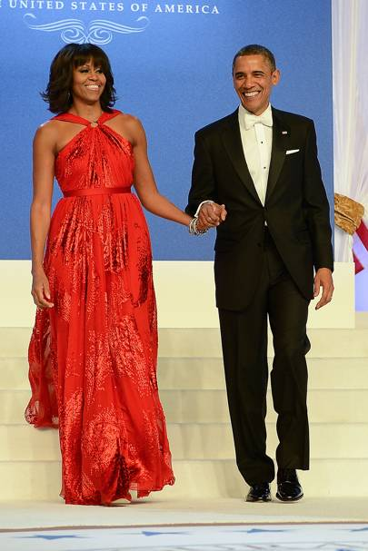 How to dress lovingly at the Inaugural Ball