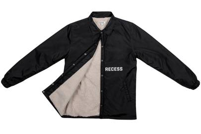 The Cozy Coach Jacket by RECESS