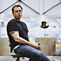 Elon Musk's brain