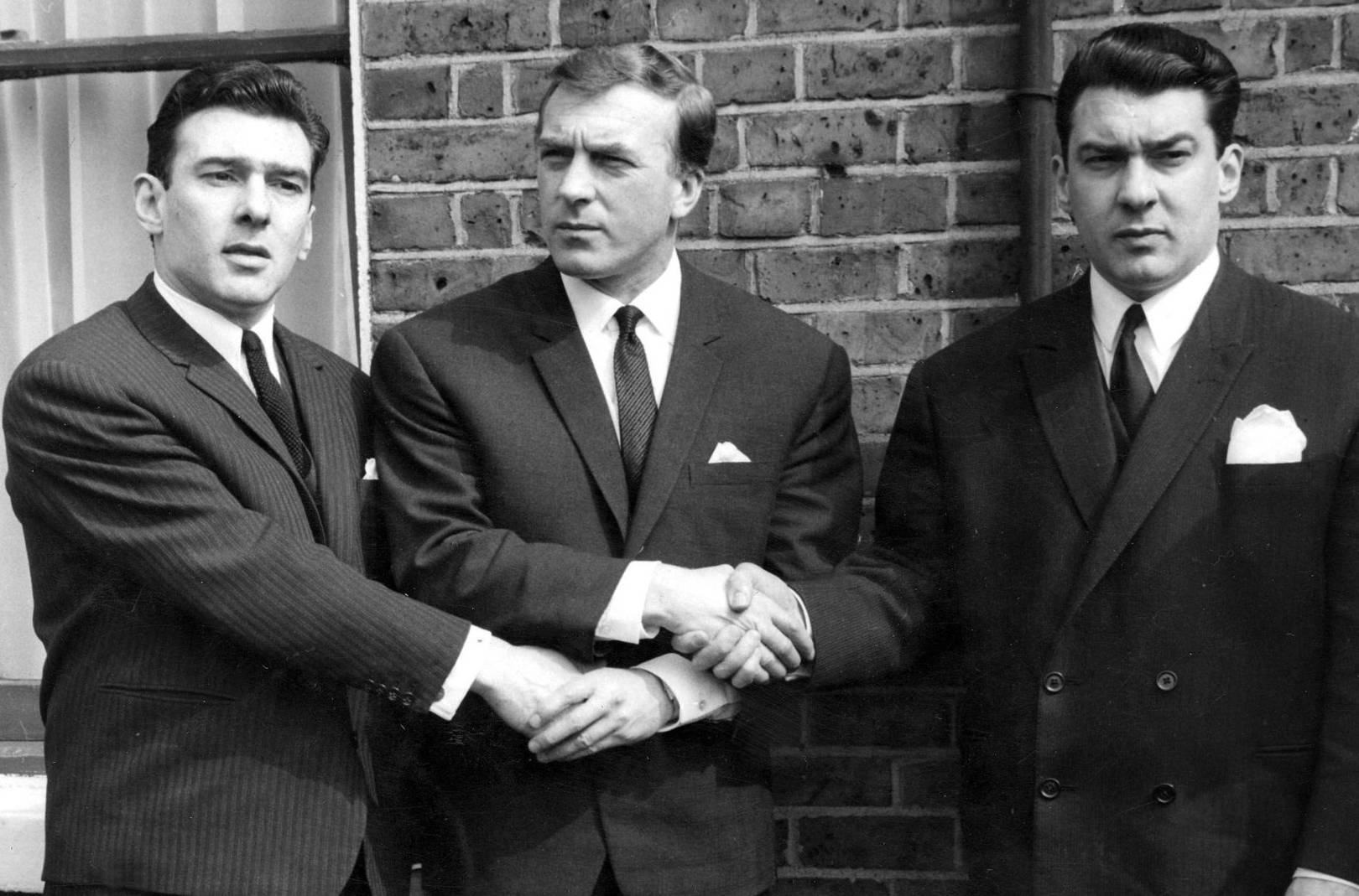 Ronnie kray homosexual relationship