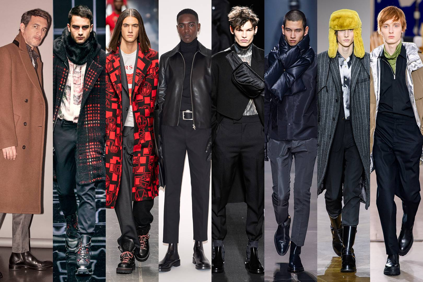 c935899a032 Autumn Winter 2019 trends for men | British GQ