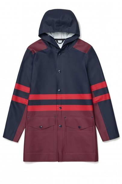 Stutterheim x Marni raincoat