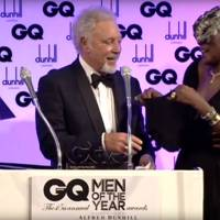 2012: Grace Jones and Sir Tom Jones