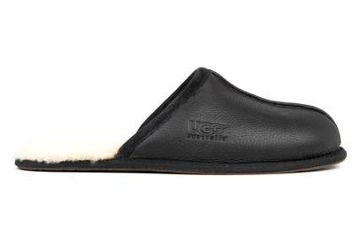 Sheepskin-lined slippers by Ugg