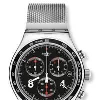 Swatch Blackie Irony Chrono