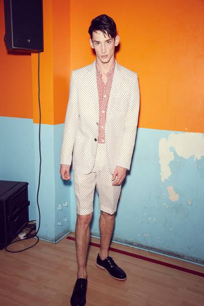 Paul & Joe Spring/Summer 2015 Menswear show report ...