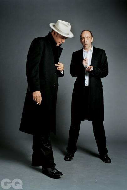 The Clash, Paul Simono...