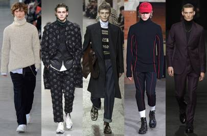 Autumn Winter 2017 Fashion Trends High Street Latest Trend