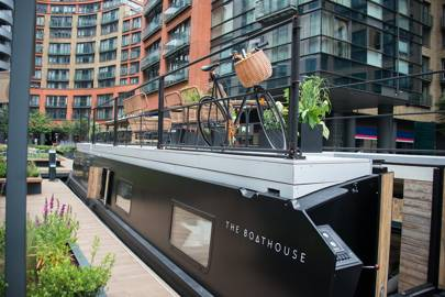 Ongoing: The Boathouse London