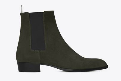 Saint Laurent 'Wyatt 30' Chelsea boots