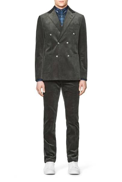 Tiger of Sweden 'Irwan' suit jacket and 'Rodman' suit trousers
