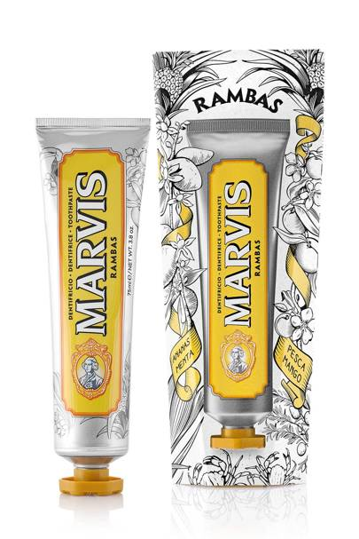 Marvis 'Rambas' toothpaste