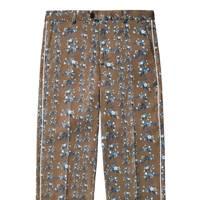 Pyjama suit trousers by Erdem x H&M