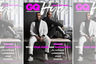 Samuel Ross and Virgil Abloh: 'We're trying to make an earthquake'