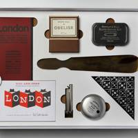 Hardy Amies curated goods gift box