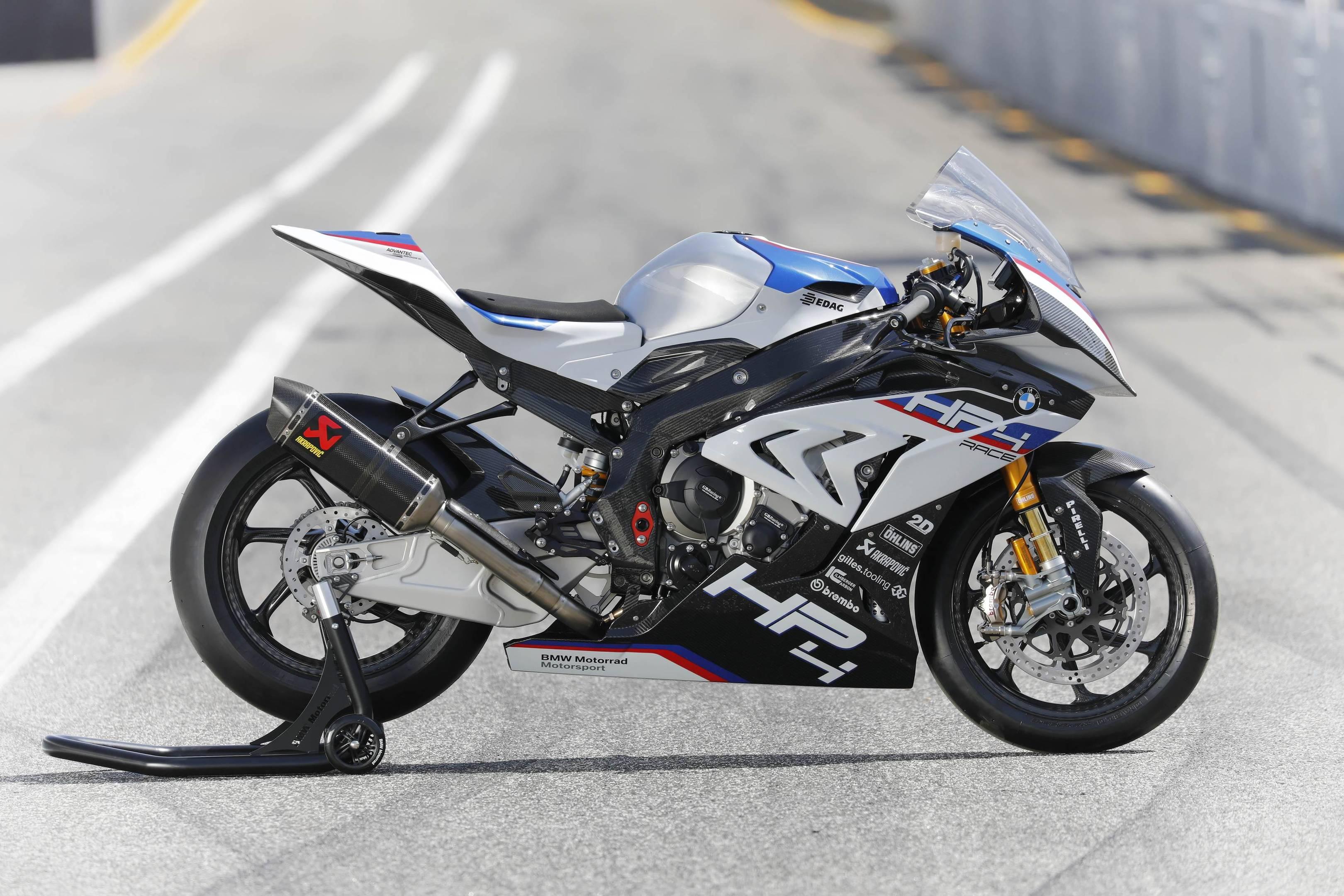 Bmw Hp4 Race The Ultimate Superbike British Gq