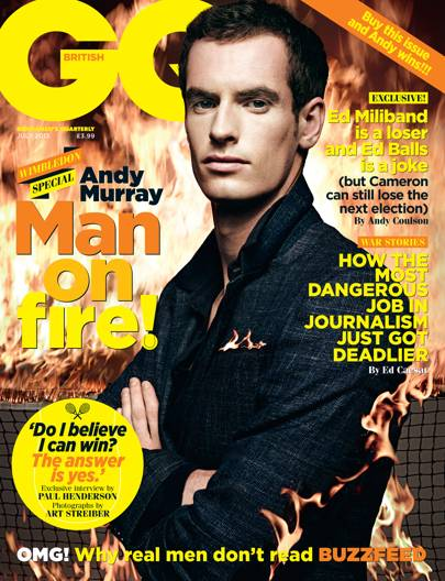 Andy Murray - July 2013