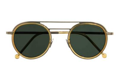 Eighties-inspired and flattering on squarer faces, British brand Cutler & Gross' new frames are top of our wishlist.