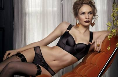 Bordelle's S&M-inspired lingerie