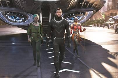 Black Panther - in UK cinemas now