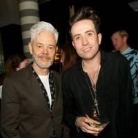 Gordon Richardson and Nick Grimshaw