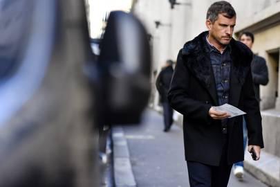 Paris Fashion Week Men's AW18