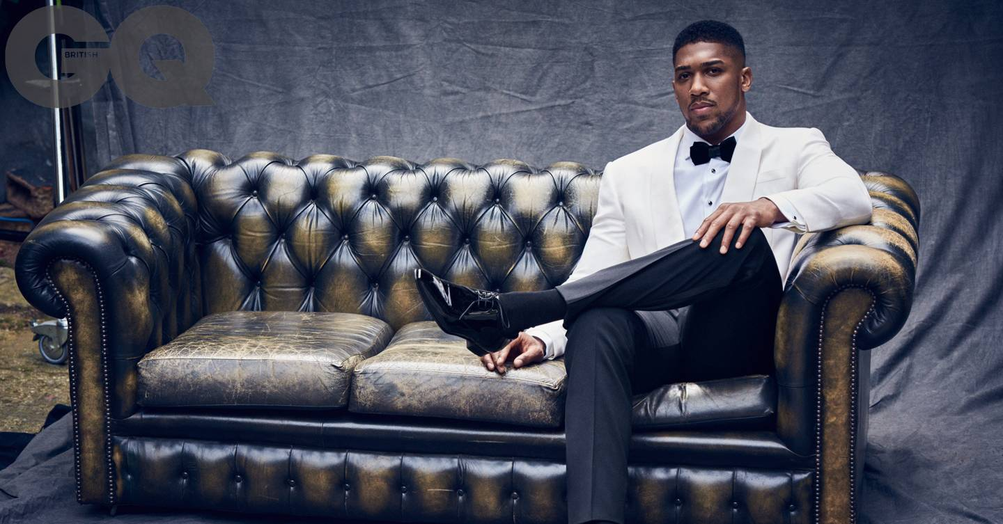 anthony joshua �i knew i could win and deep down
